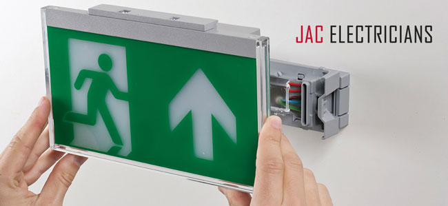 Emergency Lighting & Exit Signs Installation Essex