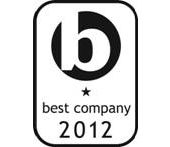 Best electrical company 2012